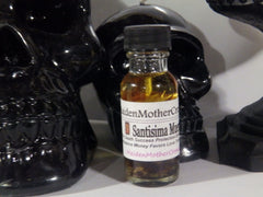 Santisima Muerte Oil for Protection, Justice and Success