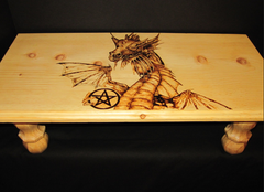 Dragon Altar Table