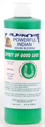 Spirit of Good Luck Wash 8oz