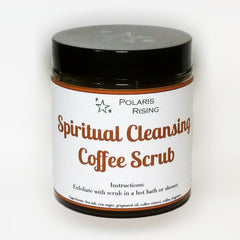 Spiritual Cleansing Coffee Scrub