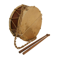 "EMS Tabor Drum 9"" with Sticks"