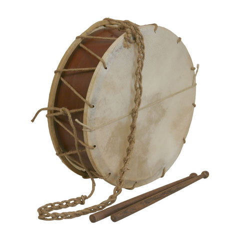 "EMS Tabor Drum 12"" with Sticks"