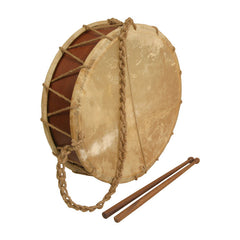 "EMS Tabor Drum 14"" with Sticks"