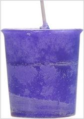 Third Eye Chakra Votive Candle