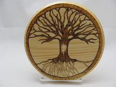 Tree of Life Altar Tile Paten