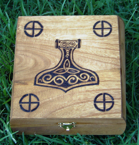 Tribute to Thor Keepsake Box