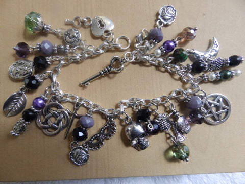 Hekate Bracelet Protection Divination Wisdom Defensive Magick Banishing Comfort Guidance