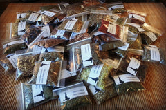Witch's Herbal Apothecary-50 Herb Collection