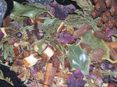 Yule Blend Winter Solstice Sabbat For Blessings Prosperity or Cleansing