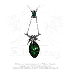 Absinthe Fairy Necklace