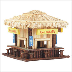 Tiki Beach Bar Bird House