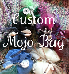 Customizable Mojo Bag (Gris-Gris Bag/Mojo Hand)