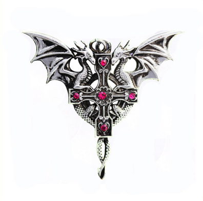 Duos Celtica Necklace for Winning & Achievement  by Anne Stokes