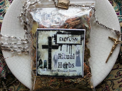 Exorcism Ritual Herbs for Clearing and Banishing