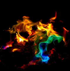 Phoenix Fire Color Changing Fire Powder
