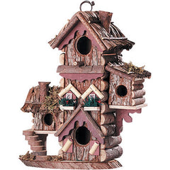 Gingerbread Style Bird House