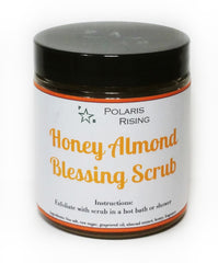 Honey Almond Blessing Scrub