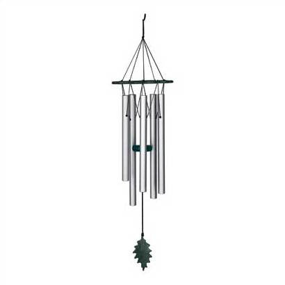 Leaf Pendulum Wind Chime