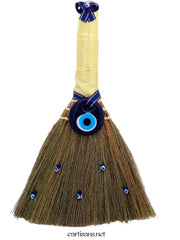 Evil Eye Besom-Medium