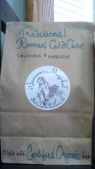 Organic Old World Romani Cold Cure
