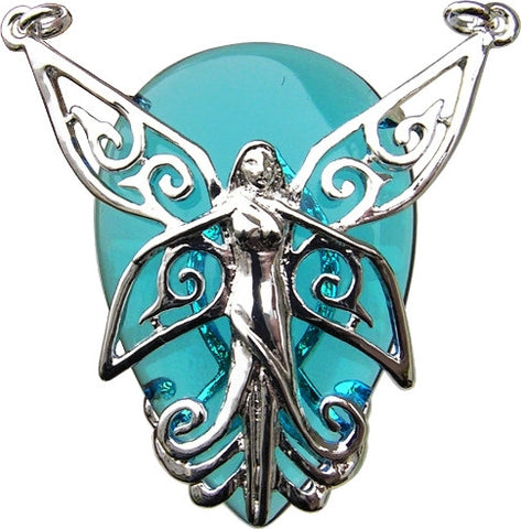 Poesy for Optimism & Happiness Necklace - Anne Stokes