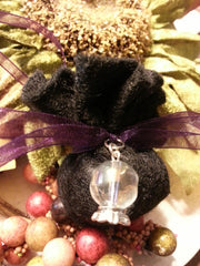 Psychic Abilities and Intuition Mojo, Gris Gris Bag