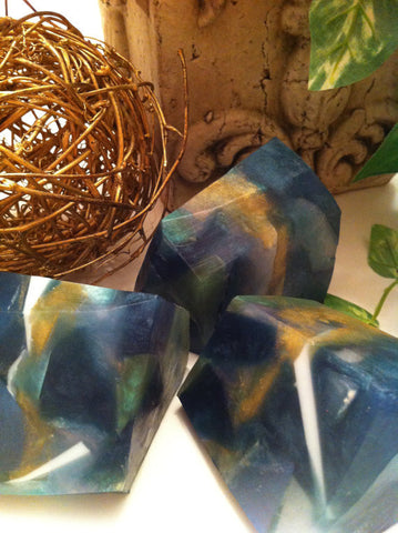 Reiki Supercharged Rock Soap
