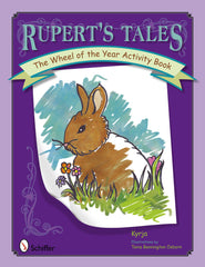 Rupert's Tales: The Wheel of the Year Activity Book