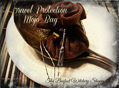 Travel Protection Mojo, Gris Gris Bag
