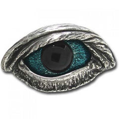 The Vulture's Eye Belt Buckle Alchemy Gothic