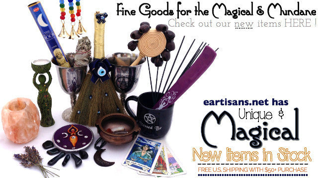 Wiccan Supplies - Handmade Witchcraft & Pagan Products By