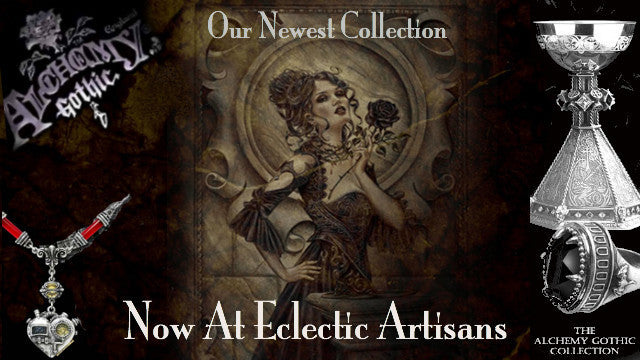 Alchemy Gothic Items