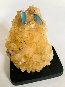 Chalcedony Earrings | Star Soul Metaphysics