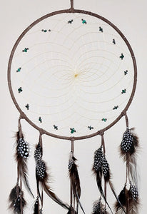"Dream Catcher 9"" -  Star Soul Metaphysics Caffe"