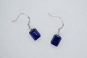 Tanzanite Quartz Earrings | Star Soul Metaphysics