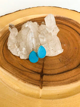 Load image into Gallery viewer, Turquoise Earrings | Star Soul Metaphysics