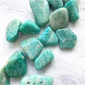 Amazonite -  Star Soul Metaphysics Caffe