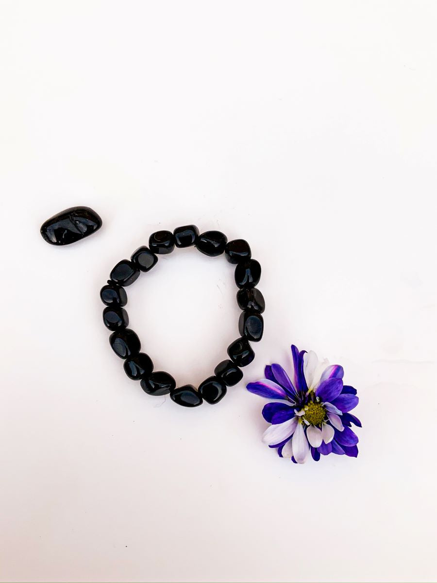Black Tourmaline Bracelet | Star Soul Metaphysics