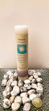 "Load image into Gallery viewer, Herbal Magic Pillar Candles 7""- Cleansing - Star Soul Metaphysics Caffe"
