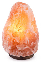 "Load image into Gallery viewer, Himalayan Salt Lamp  8"" high -  Star Soul Metaphysics Caffe"