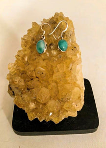 Larimar Earrings | Star Soul Metaphysics