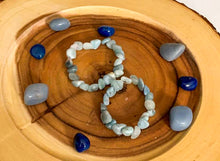 Load image into Gallery viewer, Aquamarine Bracelets | Star Soul Metaphysics