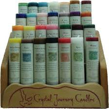 "Load image into Gallery viewer, Herbal Magic Pillar Candles 7"" -  Star Soul Metaphysics Caffe"