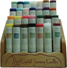 Herbal Magic Pillar Candles 7
