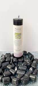 "Herbal Magic Pillar Candles 7"" - Protection - Star Soul Metaphysics Caffe"