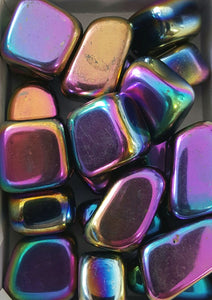 Rainbow Hematite (Magnetic) -  Star Soul Metaphysics Caffe