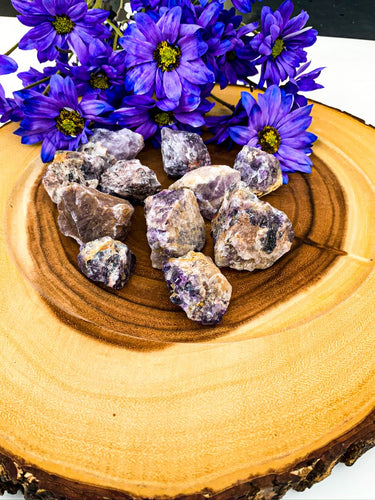 Raw Amethyst | Star Soul Metaphysics
