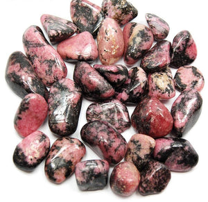 Rhodonite -  Star Soul Metaphysics Caffe