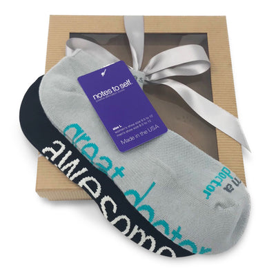 sock gift set i am a great doctor socks i am awesome black socks in gift box