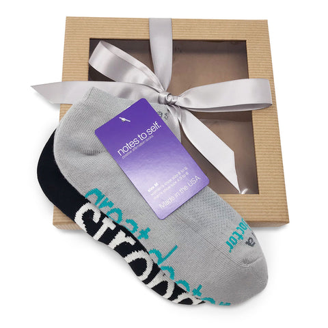 sock gift set i am a great doctor socks i am strong socks in gift box